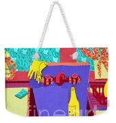 Parish Kitchen Weekender Tote Bag