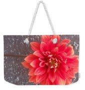 Parisian Flower Weekender Tote Bag