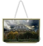 Parisian Spaceship Weekender Tote Bag