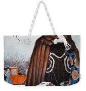 Parisian Style, 1921 Weekender Tote Bag