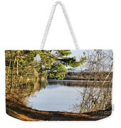 Park And View Weekender Tote Bag