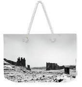 Park Avenue At First Light - Arches National Park Weekender Tote Bag