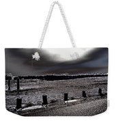 Park In The Moonlight Weekender Tote Bag