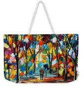 Park Of Freedom Weekender Tote Bag