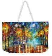 Park Of Pleasure Weekender Tote Bag