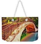 Park Walk Bridge Weekender Tote Bag