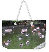 Park Waterfowl Weekender Tote Bag
