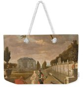Park With Country House, Jan Weenix, 1670 - 1719 Weekender Tote Bag