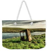 Parked By The Pond Weekender Tote Bag