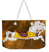 Parker Flying Carousel Horse 1 Weekender Tote Bag