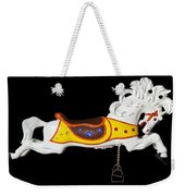 Parker Flying Carousel Horse 2 Weekender Tote Bag