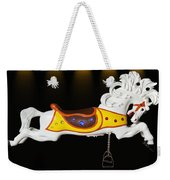 Parker Flying Carousel Horse 3 Weekender Tote Bag