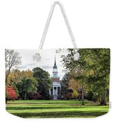 Parker Hall - Hanover College Weekender Tote Bag