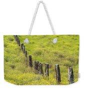 Parker Ranch Fence Weekender Tote Bag