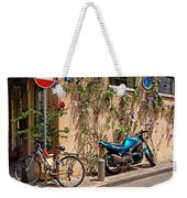 Parking Corner Weekender Tote Bag
