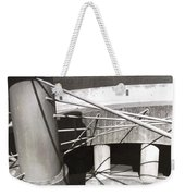 Parking Garage Weekender Tote Bag