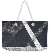 Parking Lot 6 Weekender Tote Bag