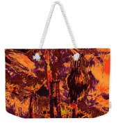 Parking Lot Palms 1 11 Weekender Tote Bag