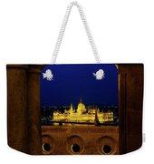 Parliament Framed Weekender Tote Bag