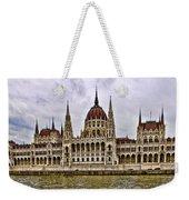 Parliment - Budapest Weekender Tote Bag