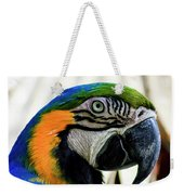 Parrot Head Weekender Tote Bag