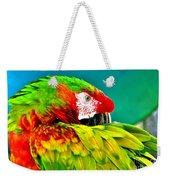 Parrot Time 2 Weekender Tote Bag