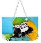 Parrot Time 3 Weekender Tote Bag