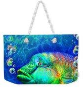 Parrotfish - Rainbow Spirit Weekender Tote Bag
