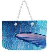 Parrotfish Scales Weekender Tote Bag