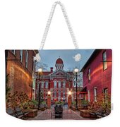Parry Court 2 Weekender Tote Bag