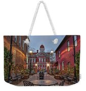 Parry Court Weekender Tote Bag