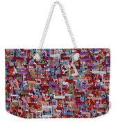 Parshat Kedoshim Leviticus Chs 19 And 20 201827 Weekender Tote Bag