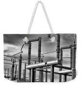 Part Of The Grid Weekender Tote Bag by Bob Orsillo