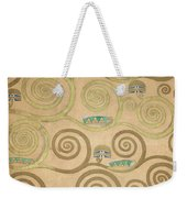 Part Of The Tree Of Life, Part 5 Weekender Tote Bag