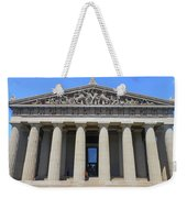 Parthenon Nashville 5 Weekender Tote Bag