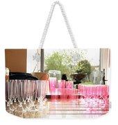 Party Drinks Weekender Tote Bag