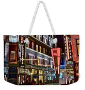 Party In Cleveland Weekender Tote Bag