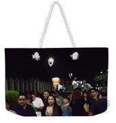 Paseo El Carmen Santa Tecla Weekender Tote Bag