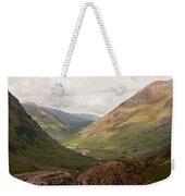 Pass Of Glencoe II Weekender Tote Bag