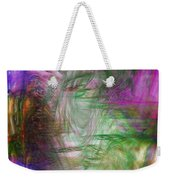 Passage Through Life Weekender Tote Bag