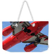 Passenger Jet Coming In For Landing 10 Weekender Tote Bag