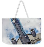 Passenger Jet Coming In For Landing 3 Weekender Tote Bag