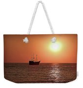 Passing By In Calm Waters Weekender Tote Bag