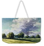 Passing By Weekender Tote Bag
