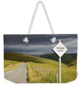Passing Place Weekender Tote Bag
