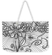 Passing Time 47 Weekender Tote Bag