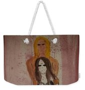 Passion And Blood Weekender Tote Bag