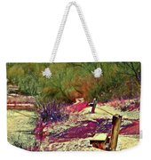 Passion Colors Everything  Weekender Tote Bag