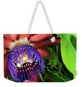 Passion Flower Ver. 12 Weekender Tote Bag