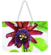 Passion Flower Ver. 5 Weekender Tote Bag